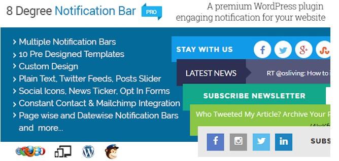 barra notificacione 10 Diseño paginas web