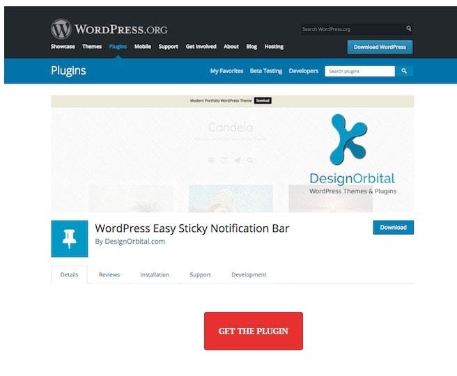 barra notificacione 18 Diseño paginas web