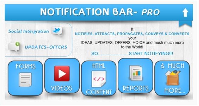 barra notificacione 5 Diseño paginas web