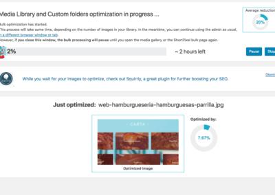 Compresion plugin imagenes