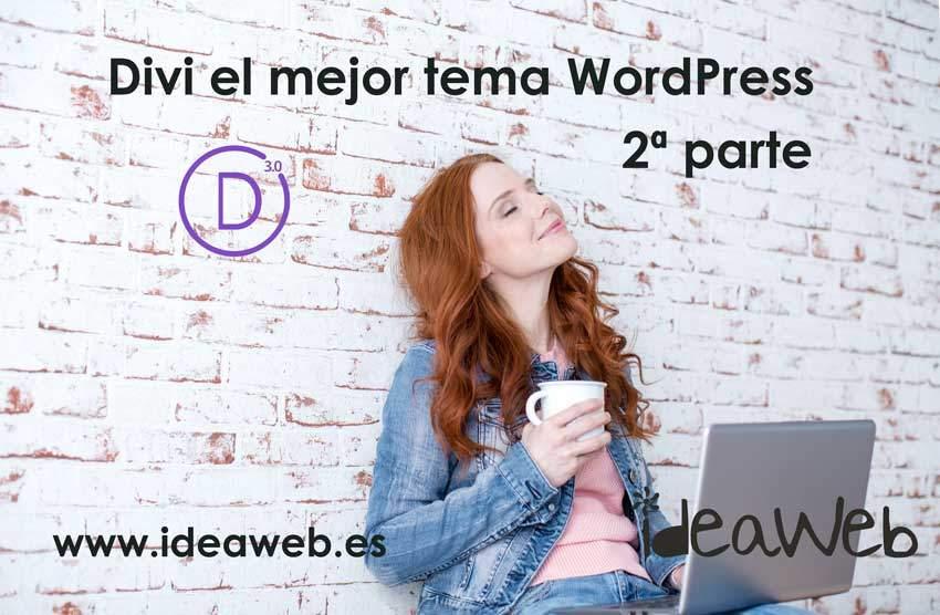 Temas para WordPress: Divi, uno de los mejores temas de WordPress ...
