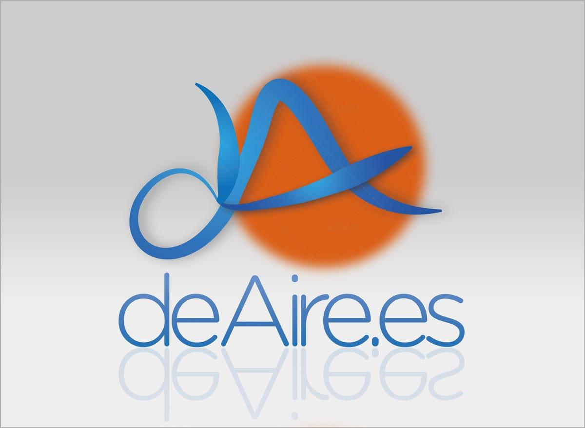 Diseño de logotipo tienda online aire acondicionado