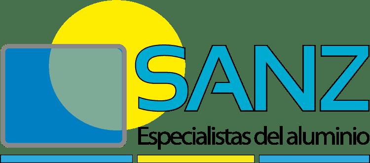 Diseño de logotipo: Aluminios Sanz Madrid