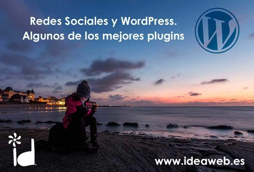 Redes Sociales y WordPress. Algunos de los mejores plugins sociales para tu WordPress.