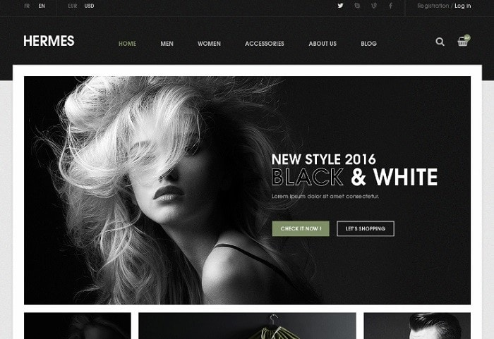 tema WordPress WooCommerce