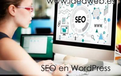 WordPress y SEO OnPage. Como aumentar de forma sencilla el posicionamiento natural de tu WordPress.