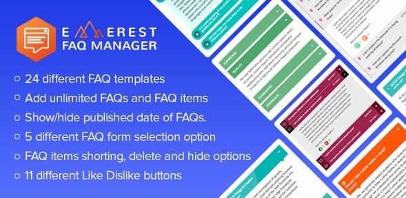 Wordpress plugin FAQ