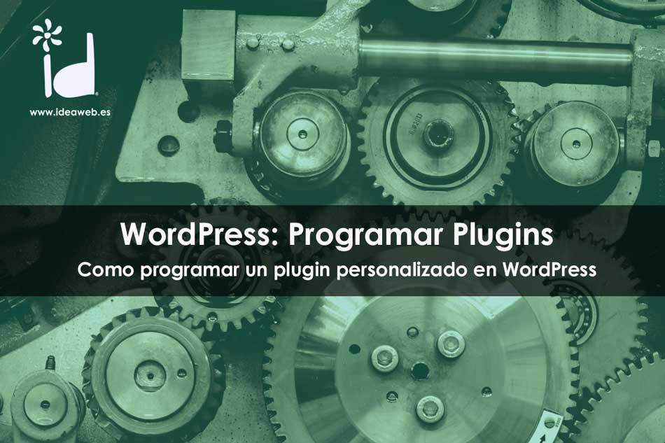programar un plugin WordPress
