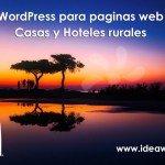 wordpress casa rural