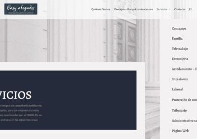 abogados consulta telefonica gratuita diseno web Diseño paginas web