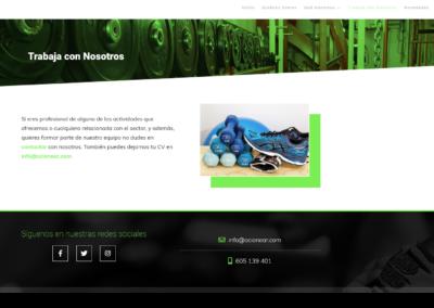 actividades empresas urbanizacion web Diseño paginas web