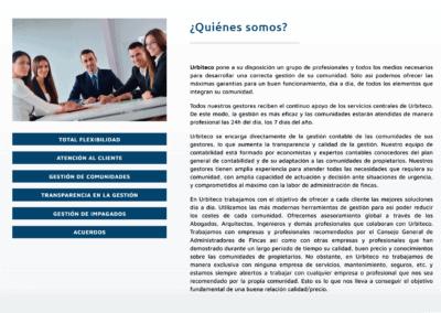 Administrador Fincas Pagina Web