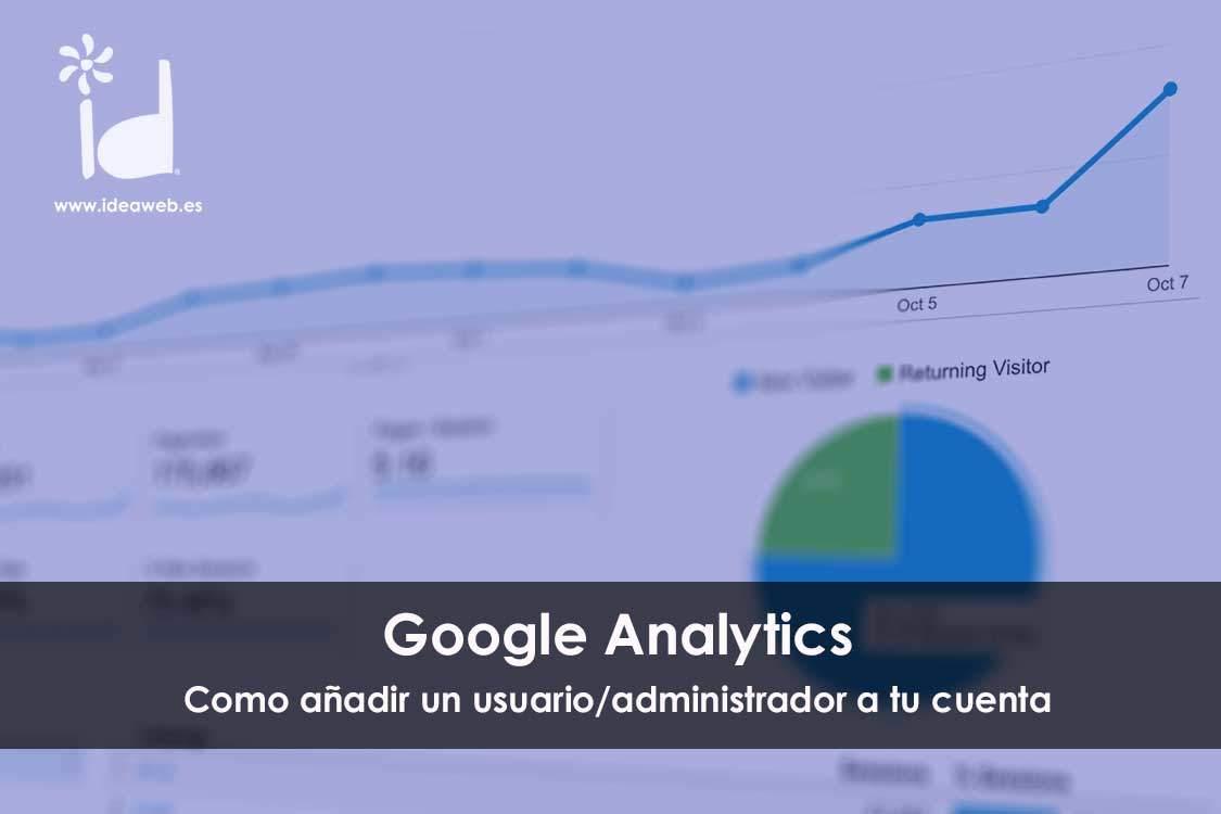 Analytics Google Administrar