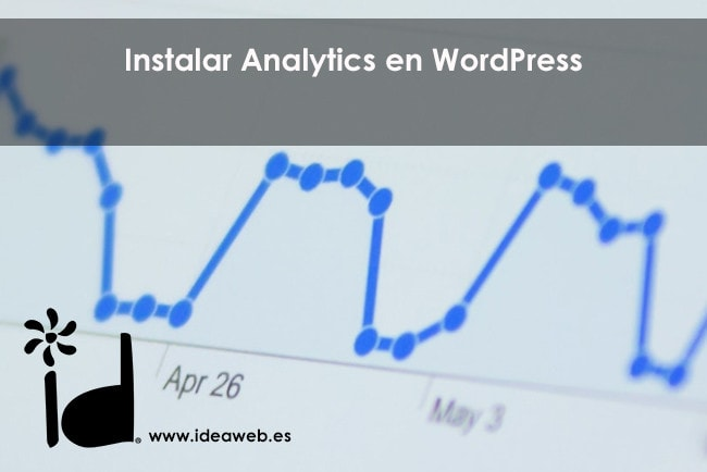 Cómo instalar Google Analytics en WordPress