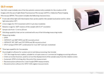 Applications Advanced Imaging 3D Disenadores Web