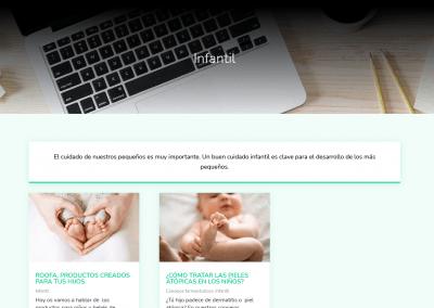 Articulos Farmacia Creacion Diseno Web