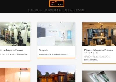 articulos reformas ideas web madrid Diseño paginas web