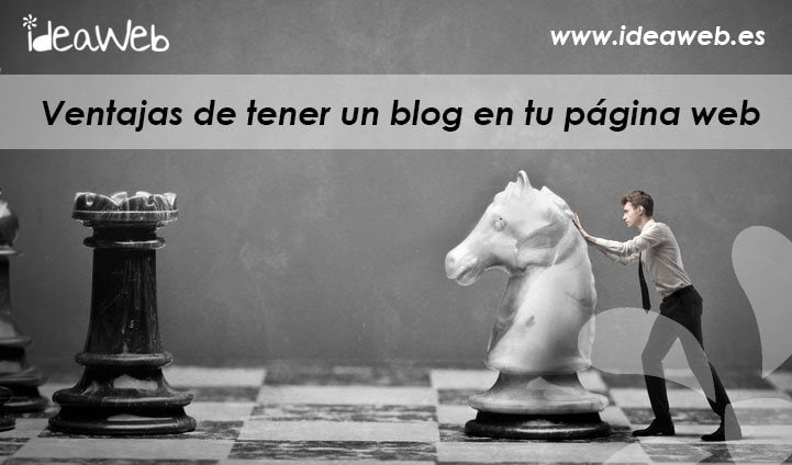 blog web empresa