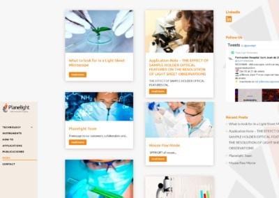 Blog 3D Imaging Pagina Web