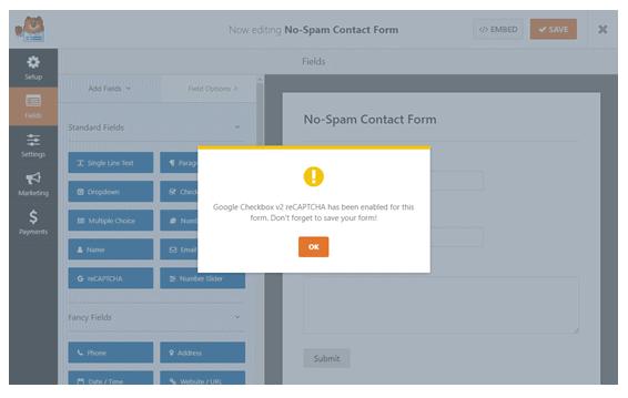bloquear spam 10 Diseño paginas web