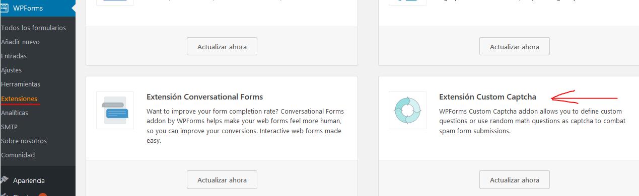 bloquear spam 15 Diseño paginas web