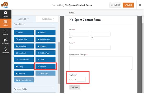 bloquear spam 16 Diseño paginas web