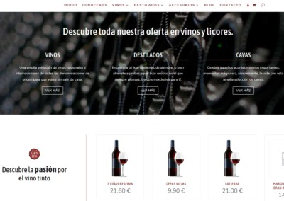 Bodega Online Pagina Web
