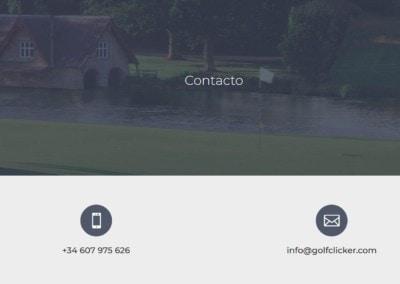 Campos Golf Disenos Web