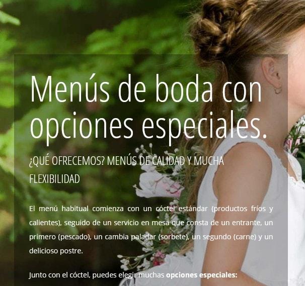 paginas para eventos Madrid