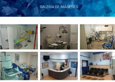 Centro Medico Disenadores Web Madrid