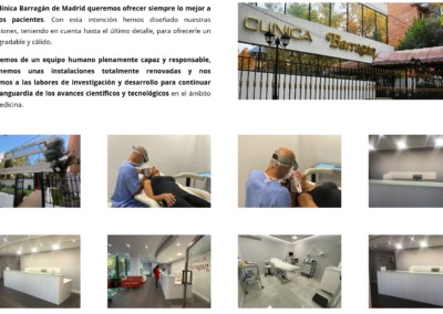 Clinica Madrid Medicina Estetica Odontologia Web