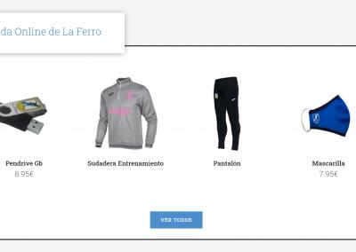 Club Futbol Pagina Web