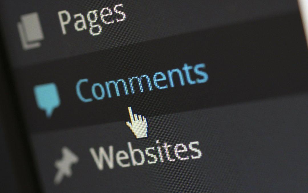 WordPress. Cómo deshabilitar los comentarios paso a paso.