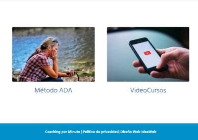 Coaching Metodo Ada Diseno Web