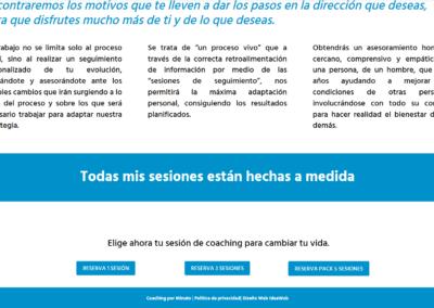 Coaching Sesiones Web Disenadores