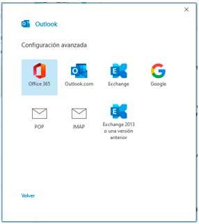 Configurar Cuentas Imap Outlook 3