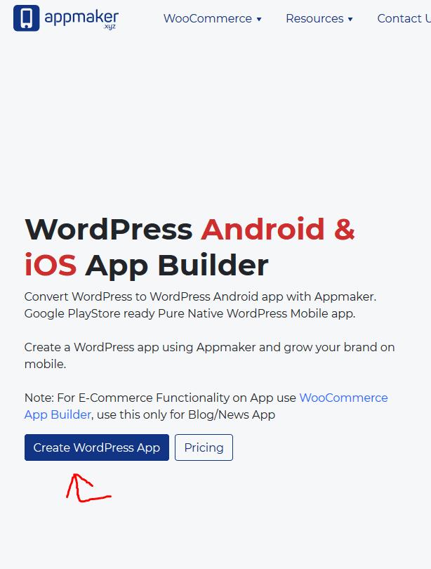 convertir en app 4 Diseño paginas web