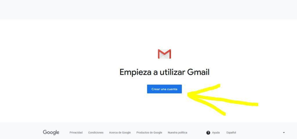 correo 2 Diseño paginas web