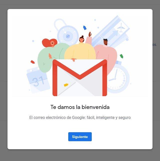 correo 9 Diseño paginas web