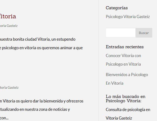 paginas de psicologos Madrid