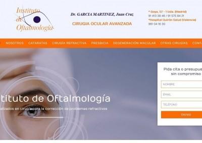 web salud clínica