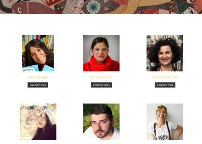 creacion pagina edicion libros Diseño paginas web