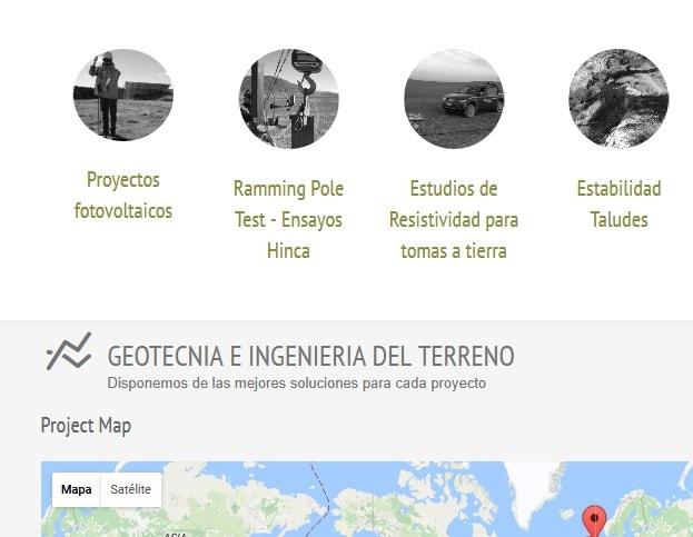 pagina para estudios geotecnia