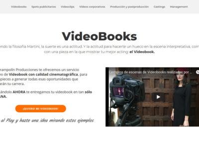 Creacion Pagina Publicidad Videoclips