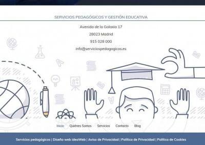 paginas web educacion