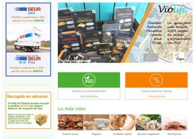 creacion pagina tienda online