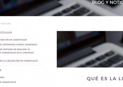 diseño web educacion