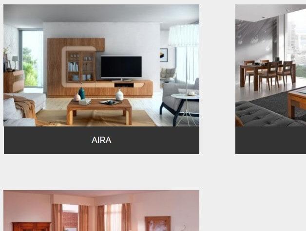 web catalogo online empresa