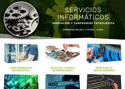 creacion web aplicaciones informaticas