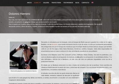 Creacion Web Arte Gargolas